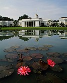 Presidential palace, Bogor, Java, Indonesia