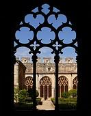 Spain, Catalonia, Monastery of Santes Creus