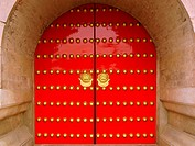 Red Door, National Archives. Beijing P.R. of China