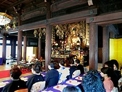 Wedding at Chio_in Temple.Kyoto, Japan