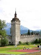 Museggwalls. Lucerne,Switzerland