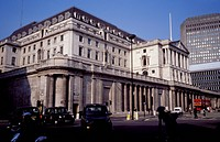England, London, The Bank of England