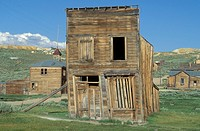 USA, California: Bodie State Historical Park