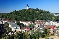 Germany, Siegburg, Sieg, Agger, Siegburger Muehlengraben, Wahnbach, Lower Rhine Bucht, nature reserve Bergisches Land, Rhineland, North Rhine-Westphal...