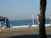 Leblon beach, Rio de Janeiro, RJ, Brazil