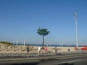 Ipanema beach, Rio de Janeiro, RJ, Brazil