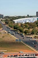 Center Convenções Ulysses Guimarães, city, Distrito Federal, Brasília, Brazil