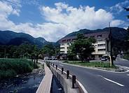 Oku Nikko Yumoto Onsen, Nikko, Tochigi, Japan