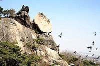 Mount Inwang, Seoul, Korea