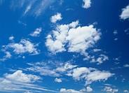 Cloudscape, Hokkaido, Japan