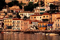GREECE, PARGA, PORT