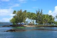 Coconuts Island, Hawaii, U.S.A.