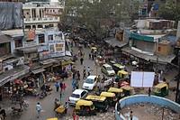 Downtown Delhi, India
