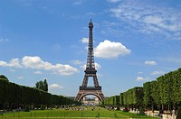 France, Paris, Eiffel Tower