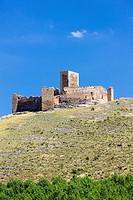 ruins of castle, Spain