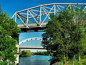 Bridges over the Cumberland River, Nashville, TN