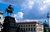 Germany, Berlin, Unter Den Linden