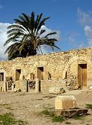 Tunisa, Bulla Regia, roman ruins