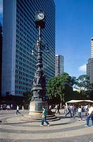 Brazil, Rio de Janeiro, city center