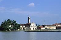 Italy, Lombardy, Lomellina, Barbavara