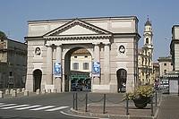 Italy, Lombardy, Crema.Porta Ombriano