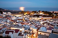 White Village of Mijas. Malaga, Andalusia, Spain