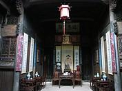Huzongxian Shangshu House, Jixi, Xuancheng, Anhui Province, China