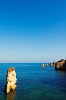 Lagos coast, Algarve, Portugal