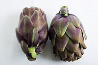 Purple artichokes (thumbnail)
