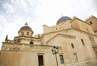 Santa Maria Basilica, Elche, Spain