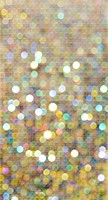 Out of focus sparkling background