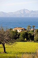 Villa on Mediterranean Coast