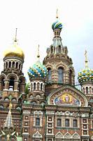 chiesa del salvatore sul sangue versato, san pietroburgo, russia