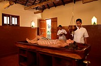 Sirodhara is the most widespread ayurvedic practice offered in spas outside of India. The therapy consists of pouring medicated oils over the forehead...