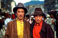 Lhasa, Tibet, China.