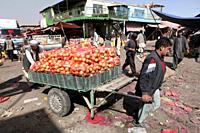 apple transport in Afghanistan