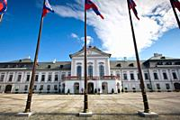 Presidential Palace, Bratislava, Slovakia