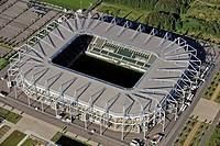 Stadium Borussia_Park, Moenchengladbach, North Rhine_Westphalia, Germany, Europe
