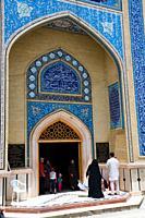 Shrine of Sayeeda Khawla , daughter of Imam Hussein  Baalbelk  Bekaa valley Lebanon