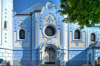 Church of St. Elisabeth, Bratislava, Slovakia