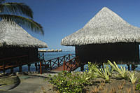 International Hotel, Beach apartments, Tahiti, French Polynesia
