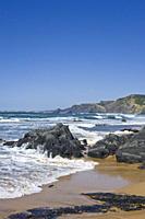 Praia do Castelejo, Vila do Bispo, Algarve, Portugal