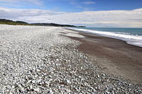 Gillespies Beach, Westland Tai Poutini National Park, UNESCO World Heritage Site, West Coast, South Island, New Zealand, Pacific