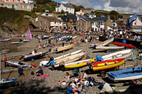Little Haven Summer Regatta, Pembrokeshire, Wales, UK, Europe
