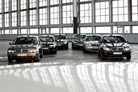 Car, group picture Luxury approx.s, Limousines, Audi A8 4.2 Quattro, model year 2002_ / Lexus LS 430, Year of construction 2004_ / Jaguar XJ8 4.2, Bau...