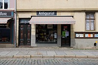 Antiquarian, Quedlinburg, Germany