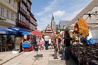 Fair, Quedlinburg, Germany
