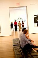 The Museum of Modern Art MoMA is an art museum located in Midtown Manhattan in New York City, on 53rd Street, between Fifth and Sixth Avenues  It has ...