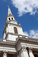 St Martin_in_the_Fields church, London