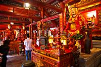 Confucio Temple  Literature Temple  HANOI  VIETNAM.